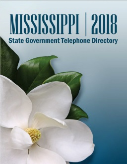 Picture of this year's phone book cover